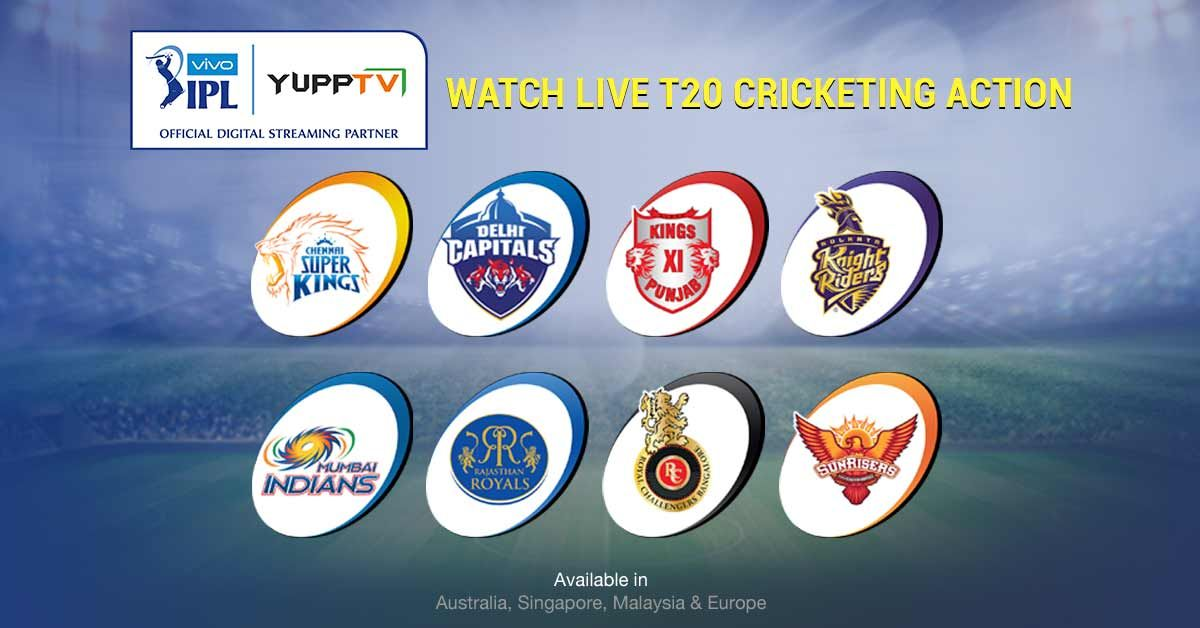 YuppTV gives users the luxury to watch IPL 2019 live from anywhere